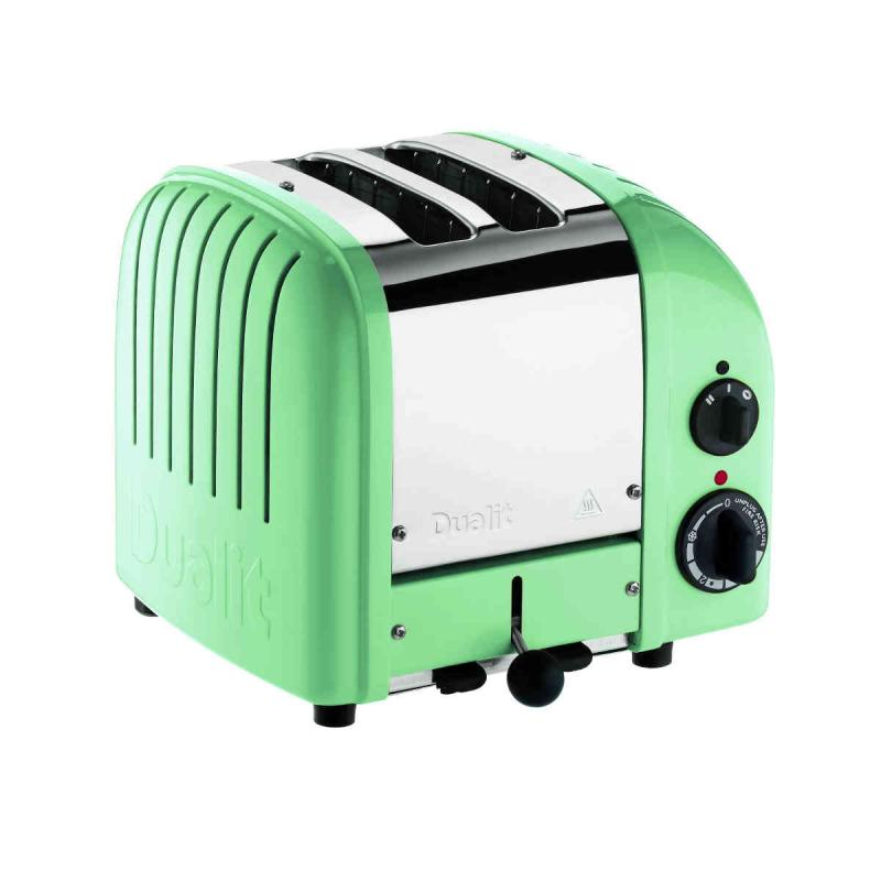 Dualit NewGen Classic 2 slice toaster with Patented ProHeat element