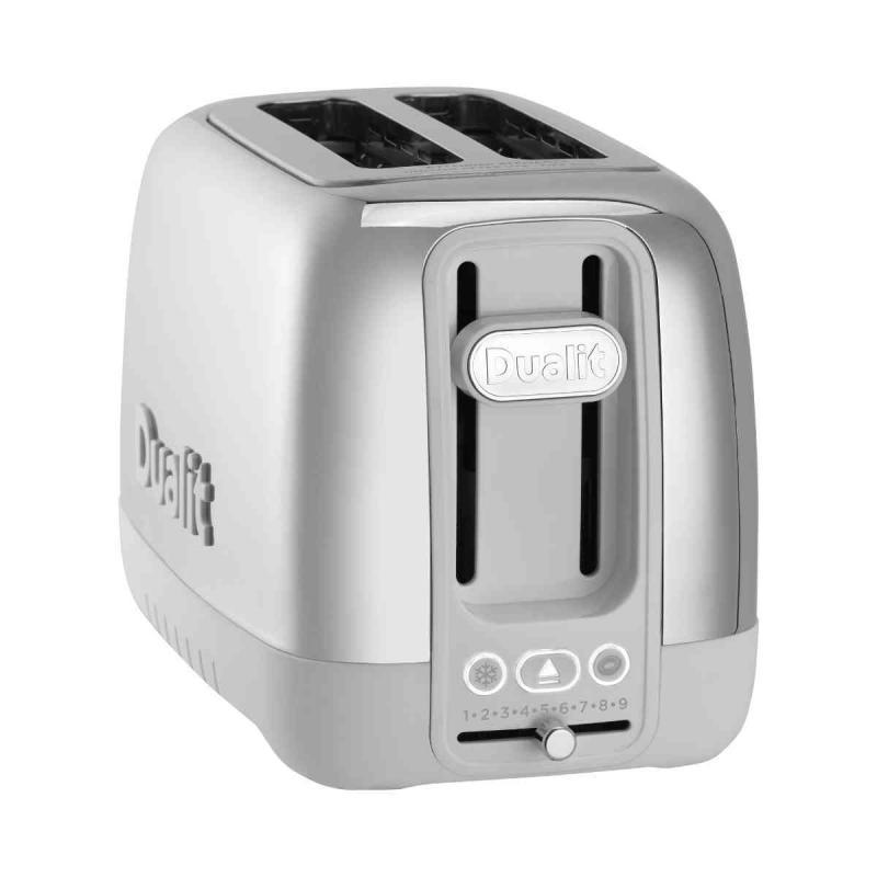 Dualit Domus 2 slice toaster. Porcelain