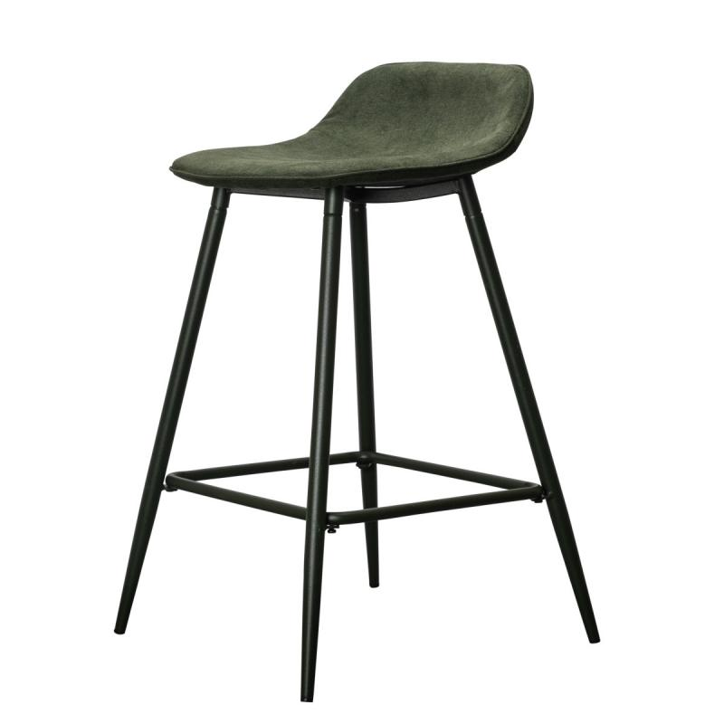 By On Bar Chair Candance Green Bar stool from ByOn