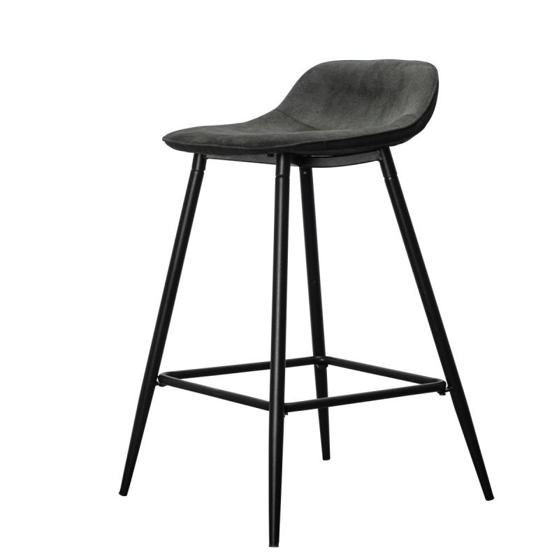 By On Bar Chair Candance Black Bar stool from ByOn