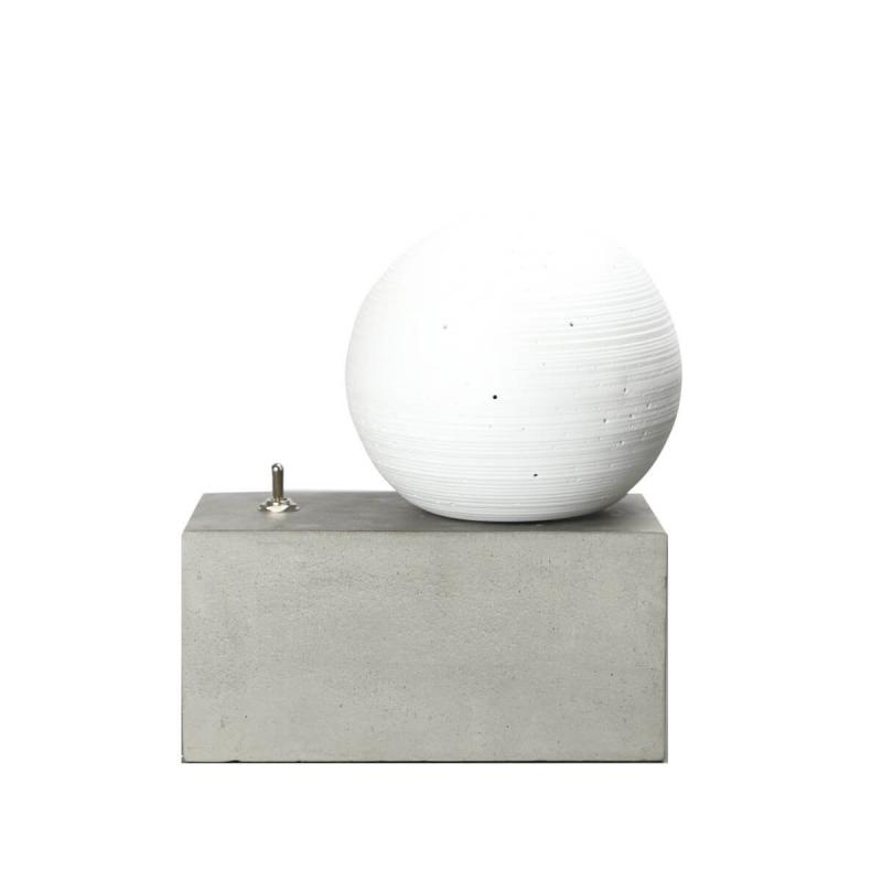 By On Table Lamp Concrete. Lamps Lightning Design from ByOn
