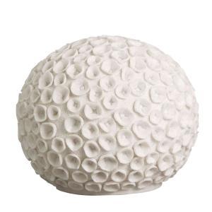 By On lampa Coral Amazonit av sandsten för utomhus & inomhusbruk