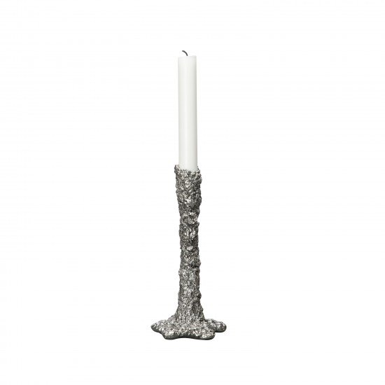 By On Candle Holder Space Silver ByOn Decor Design Candlestick