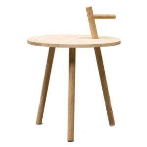 By On Side Table Frederikke Coffee Table of Oak Wood from ByOn