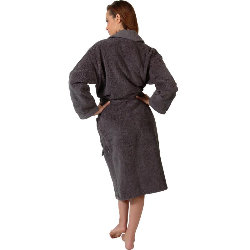 Köp morgonrock unisexmodell av hög kvalité online. Fri frakt över 499 kr i Sverige. Färg antracit