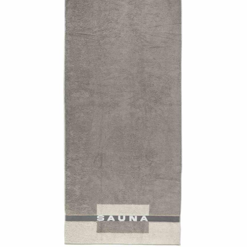 Sauna Towel 80x200 159-37 Stein