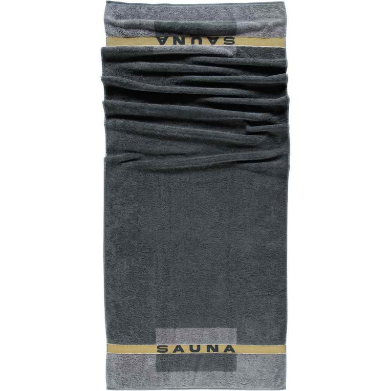 Sauna Towel 80x200 159-77 anthrazit