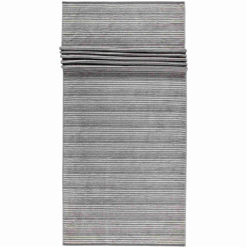 Cawö handduk Dune antracit 499-77 av 100% ren bomull