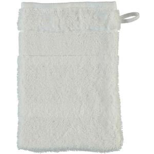 Cawö Noblesse2 tvättvante 16x22 cm 100% bomull 568g/m² för ansiktstvätt och sminkborttagning. Antracit