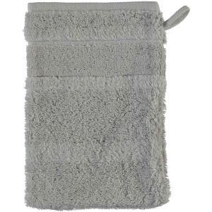 Cawö Noblesse2 tvättvante 16x22 cm 100% bomull 568g/m² för ansiktstvätt och sminkborttagning.