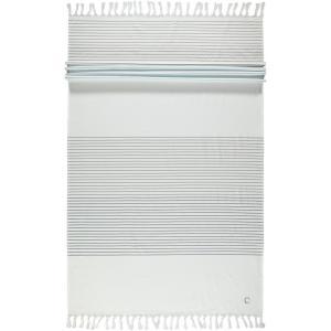Cawö Luxury Hammam Towel 5501-10 Denim Perfect Beach Towel