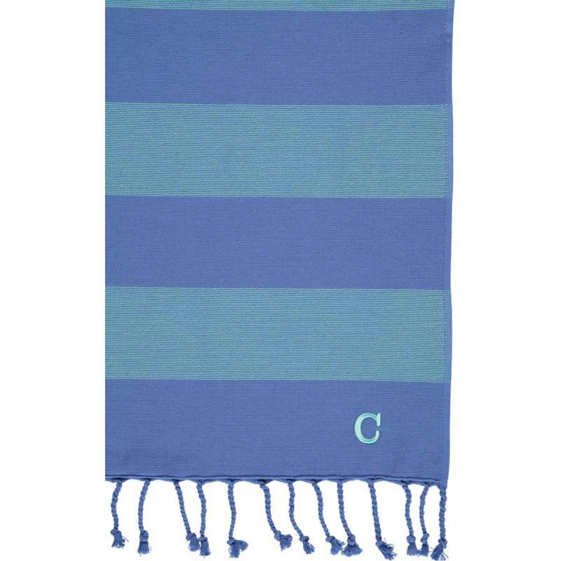 Hammam Towel Code 5503-14 Saphir