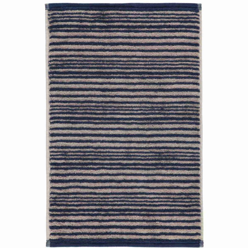 Cawö handduk Dune blå 499-17 av 100% ren bomull