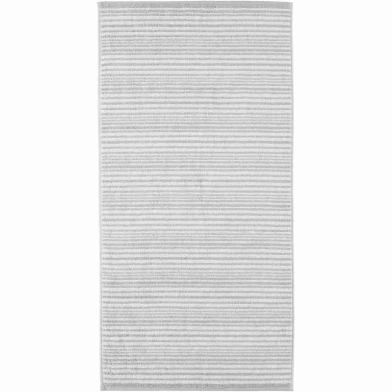 Cawö handduk Dune platin 499-76 av 100% ren bomull