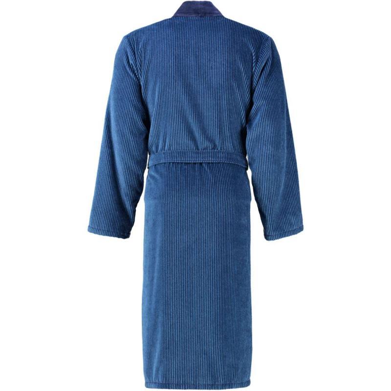 Men's bathrobe 5840-11 blau