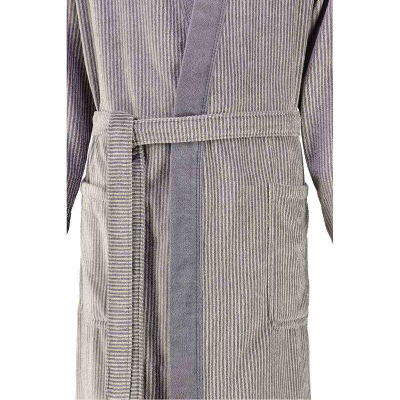 Men's bathrobe 5840-37 stein