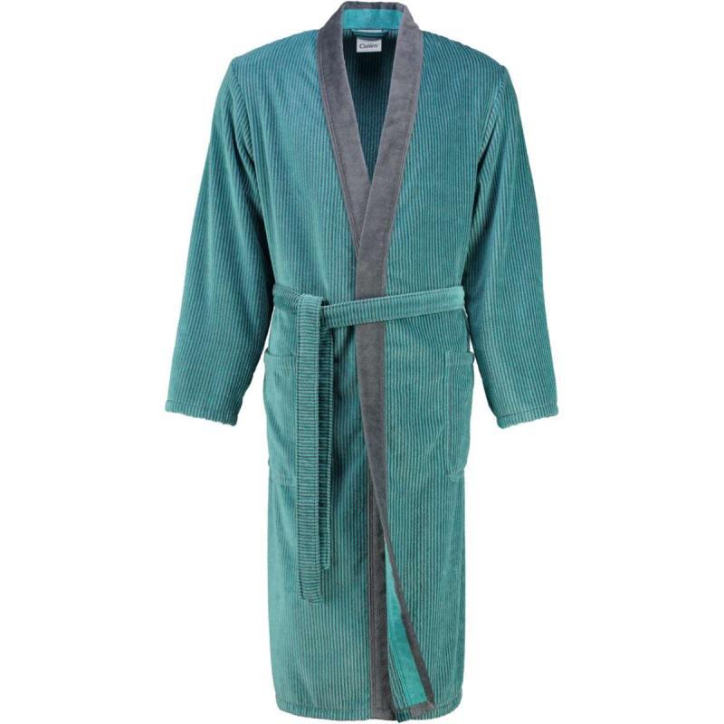 Men's bathrobe 5840-47 türkis