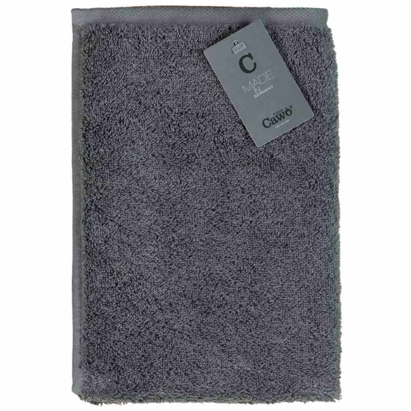 Kitchen Towel Cuisine Solid 50x50 anthrazit