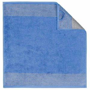 Kökshandduk Cuisine Two-Tone 50x50 blau