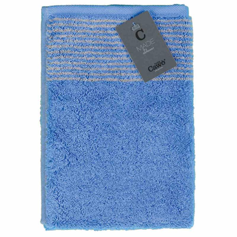 Kitchen Towel Cuisine Two-Tone 50x50 blau