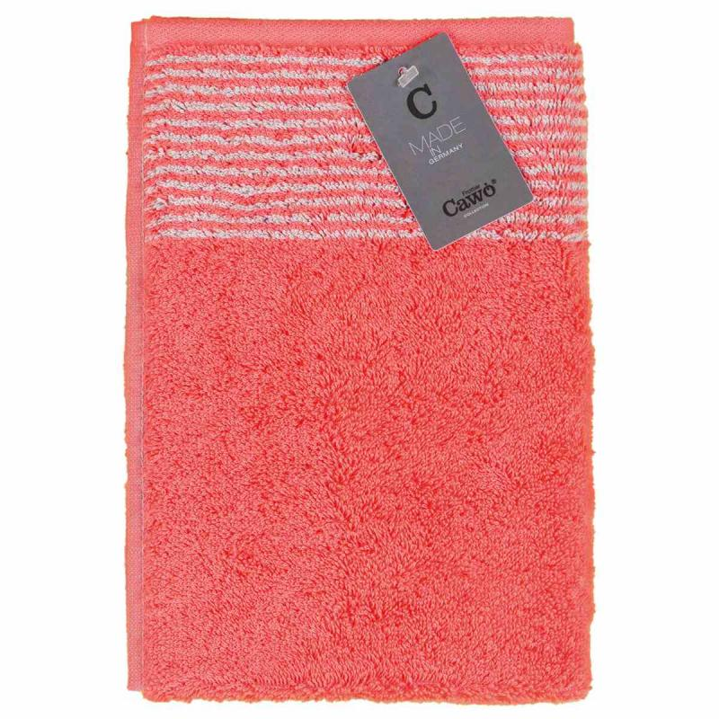 Kitchen Towel Cuisine Two-Tone 50x50 rot