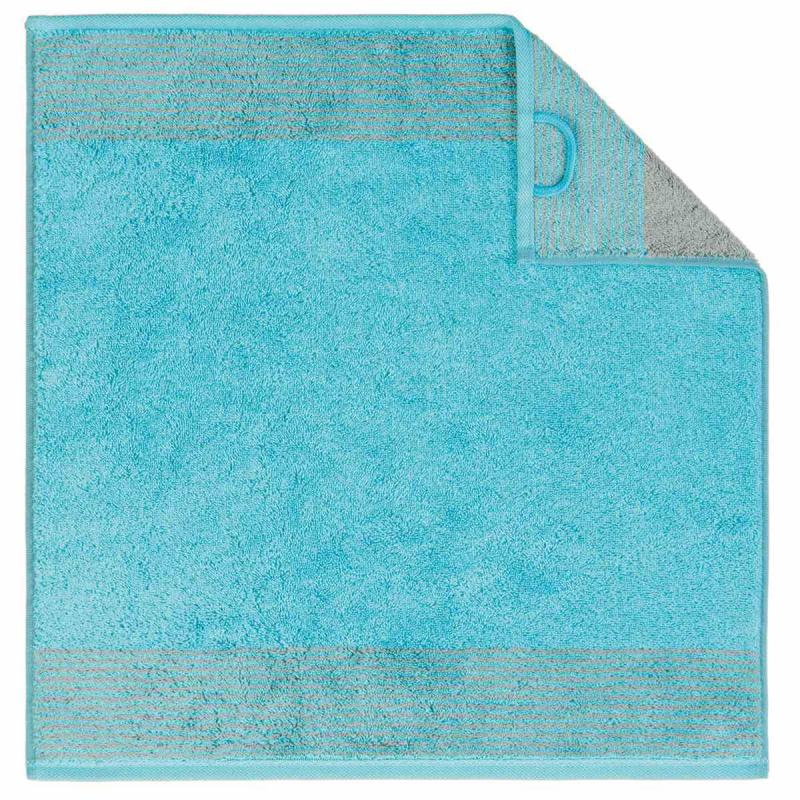 Kitchen Towel Cuisine Two-Tone 50x50 turquoise