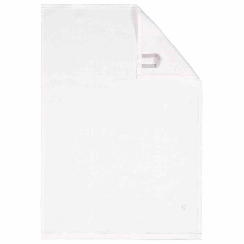 Tea Towel Cuisine Solid 50x70 white