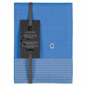 Kökshandduk Cuisine Two-Tone 50x70 blau