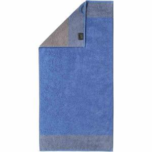 Handduk Luxury Home Two Tone 590-17 blå
