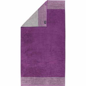 Handduk Luxury Home Two Tone 590-80 purpur