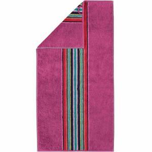 Handduk Opal Mittenstreifen 175-82 purpur