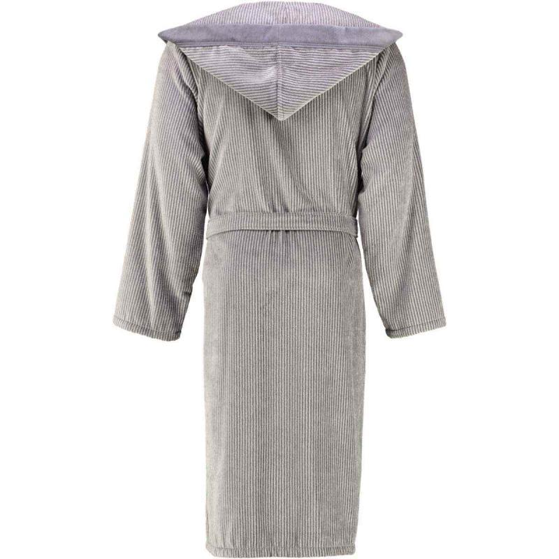 Men's bathrobe 5841-37 stein