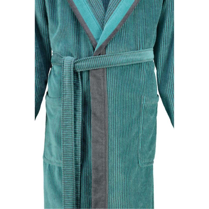 Men's bathrobe 5841-47 türkis