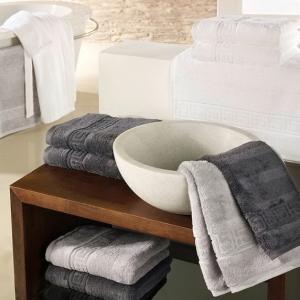 Cawö Bath Towel 80x160 Graphite Noblesse2 1002 - Terry