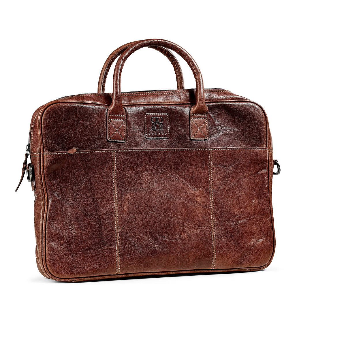 Portfolio / Document Bag of Exclusive Leather from B away