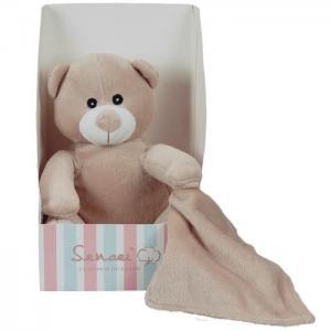 Nallebjörn med snuttefilt BEN TEDDY BEAR