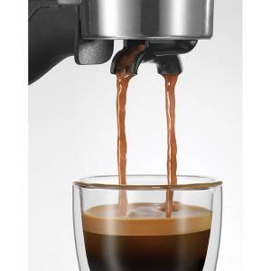 Dualit kaffemaskin för malet kaffe, ESE Pods, Nespresso® Capsules, NX® kaffe eller te kapslar.