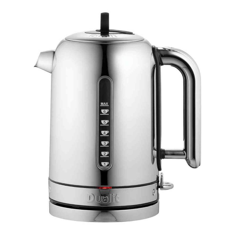 Dualit Rapid Boil Kettle Classic Polished 1,7 liter 3000W