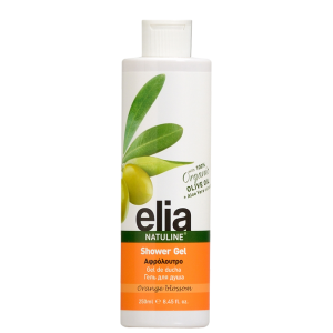 Duschkräm Olivolja Aloe Vera Orange Blossom