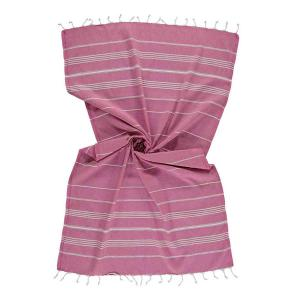 Extra Stor Hamam handduk De La Mer fuschia