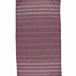 Extra Stor Hamam handduk De La Mer Bordeaux