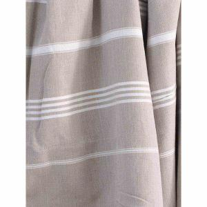 Extra stor hamam handduk greige