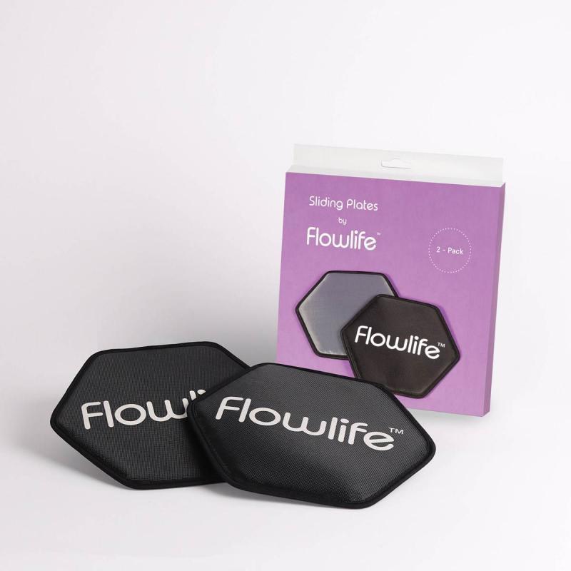 Flowpads sliding plates – 2 pack