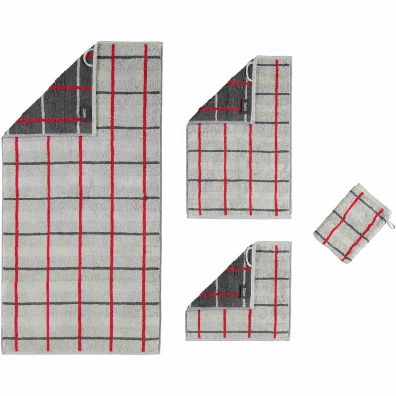 Handduk Noblesse Square 1079-72 platin