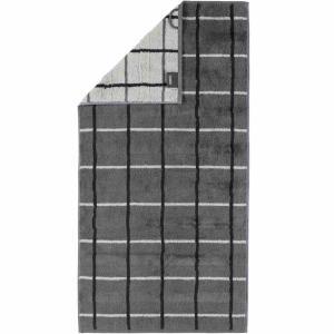 Handduk Noblesse Square 1079-77 anthrazit