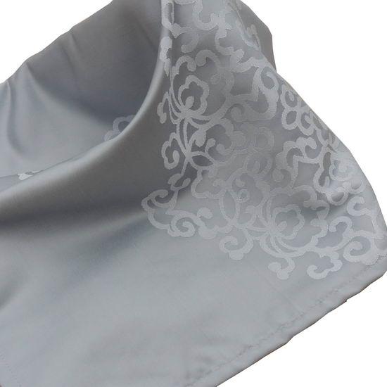 Bordsduk Grå för bl.a. Juldukning, Nyårsdukning och Bröllopsdukning. Dukning och Inredning Online