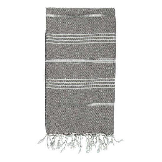 Turkish Towel Sultan 60x90 Brown