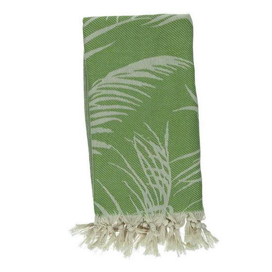 Olive Green Thin Travel, Beach, Yoga Towel