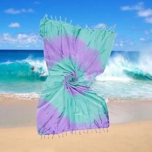 Turkish towel Aramis Tie Dye 1 95x175 cm 100% Cotton