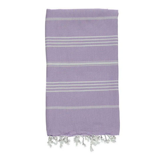 Turkish Towel De La Mer 45x90 Lilac